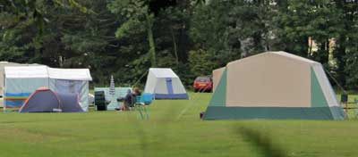 ready made camping holidays